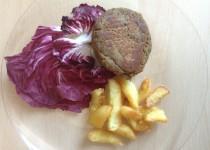 Burger di lenticchie con spezie